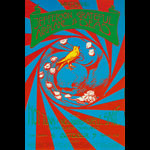 David Singer 10/4/70 Grateful Dead Winterland Poster