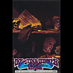 Randy Tuten Ike & Tina Turner, Spirit Winterland Handbill
