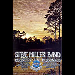 Randy Tuten Steve Miller, Big Brother Winterland Handbill