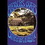 Randy Tuten Chambers Brothers Winterland Handbill