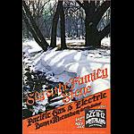 Randy Tuten Sly and the Family Stone Winterland Handbill