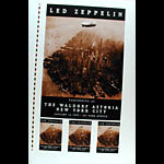 Wig Led Zeppelin Scarce Uncut Proofsheet