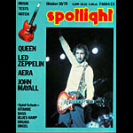 Spotlight 10/1979 - Queen and Led Zeppelin Music Magazine