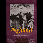 The Band Last Waltz Poster