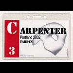 Phantom of the Opera Carpenter Take-In 3 2002 Laminate