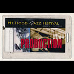 Mt. Hood Jazz Festival 2000 Production Laminate
