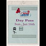 State Farm US Figure Skating Championships 2005 Day Pass Laminate