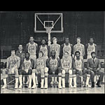 Golden State Warriors signed 1971 team photo Basketball Team Photo