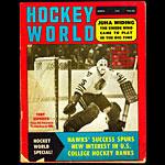 Hockey World March 1970 Hockey Magazine
