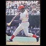 Cincinnati Reds v Philadelphia Phillies 1977 Scorebook Baseball Program