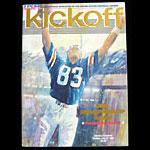 Philadelphia Stars v Michigan Panthers 1983 USFL Championship Game Pro Football Program
