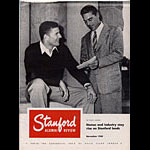 1950 Stanford Alumni Review College Football Program