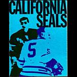 California Seals vs Vancouver Canucks Game Program Hockey Program