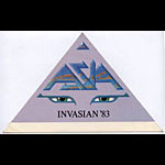 Asia 1983 Invasian Purple Pass