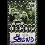 Backstreet Boys 1995 Summer Tour Backstage Pass