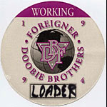 Foreigner 1994 Working Pass