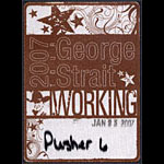 George Strait Backstage Pass