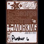 George Strait Backstage Pass