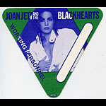 Joan Jett And The Blackhearts Personnel Backstage  Pass