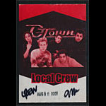 O-Town Local Crew Backstage Pass