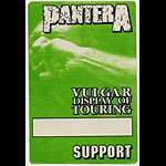 Pantera Vulgar Display Support Pass