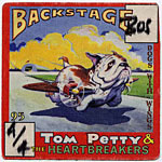 Tom Petty And The Heartbreakers 1995 Backstage Pass