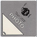 Phish 1995 Grey Photo Pass
