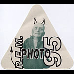 R.E.M 1995 Green Photo       Pass