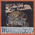Rock Star Supernova Stagehand Working Backstage Pass