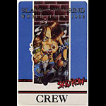 Skid Row 1992 Crew Pass