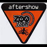 U2 Zoo TV Aftershow Pass