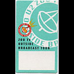 U2 Zoo Tv Pass