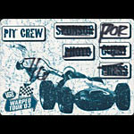 Vans Warped Tour 2003 Pit Crew Backstage Pass