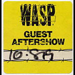 Wasp Aftershow Guest Pass