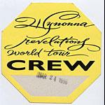 Wynonna 1996 Revelations Crew Pass