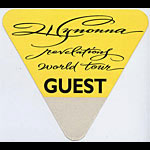 Wynonna 1996 Revelations Guest Backstage  Pass