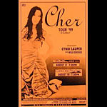 Cher Phone Pole Poster
