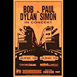 Bob Dylan Phone Pole Poster
