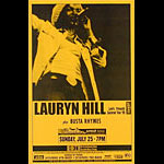 Lauryn Hill Phone Pole Poster