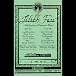 Lilith Fair Phone Pole Poster