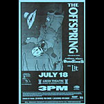 The Offspring Phone Pole Poster