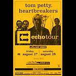 Tom Petty and the Heartbreakers Phone Pole Poster