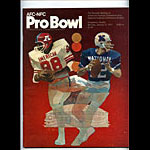 Pro Bowl 1977 Pro Football Program