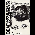 Dead Kennedys Punk Flyer / Handbill