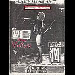 Mary Monday Punk Flyer / Handbill