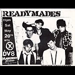 Readymades Punk Flyer / Handbill