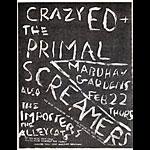 CrazyED Punk Flyer / Handbill