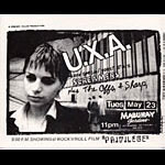 Ruby Ray U.X.A. Punk Flyer / Handbill