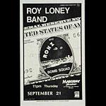 Roger/Reyes Roy Loney Band Punk Flyer / Handbill