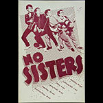 No Sisters Punk Flyer / Handbill